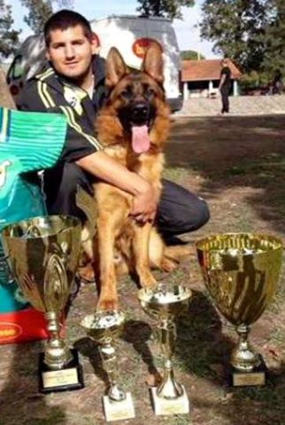 #1Best in Show, Bosnian Sieger Eric vom haus Bogatic